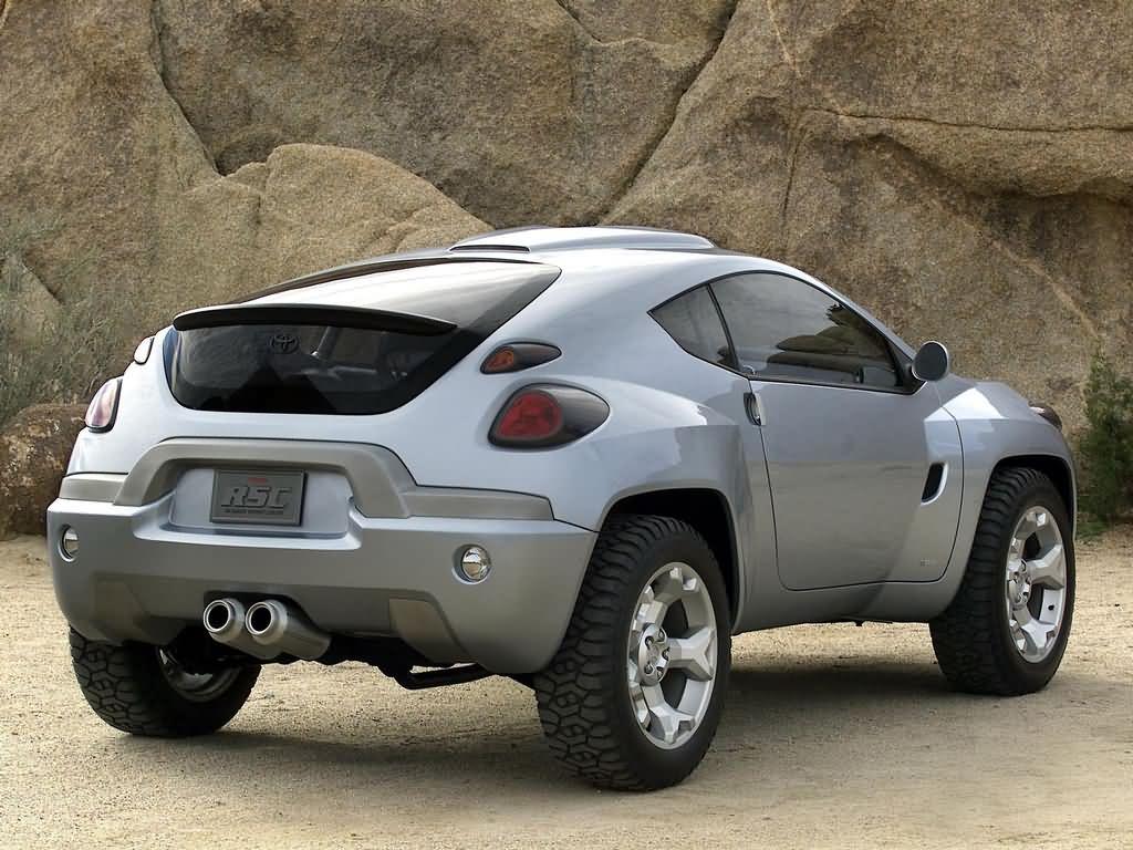 Toyota RSC