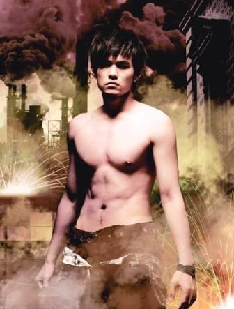 Naked Jay Chou