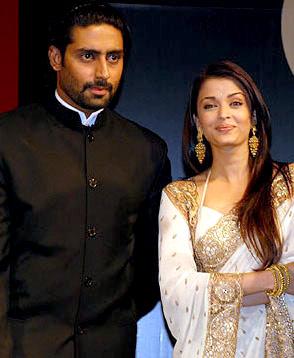 Abhishek Bachchan Aishawarya Rai