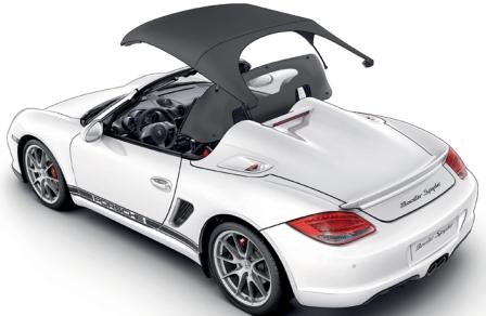 Porsche Boxster Spyder 2