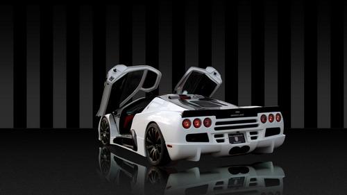 SSC Ultimate Aero TT rear
